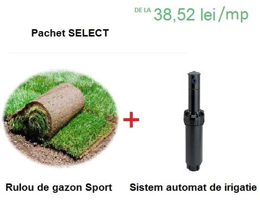Promo pachet select